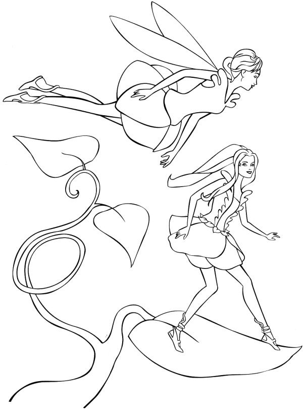 Barbie-fairytopia-mermaidia-coloring-pages | Free Coloring Pages ...