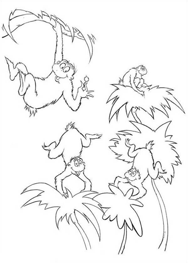 Horton Hears A Who Coloring Page - Coloring Home