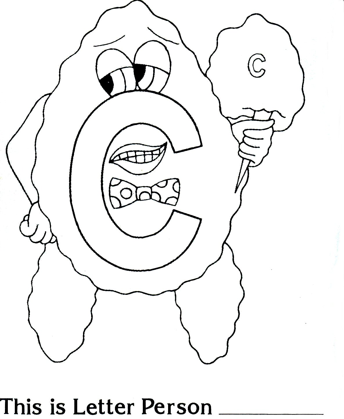 Cotton Candy Coloring Page AZ Coloring Pages