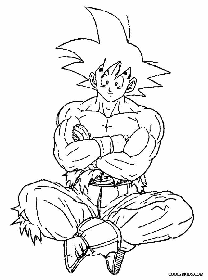 super saiyan coloring pages high quality coloring pages