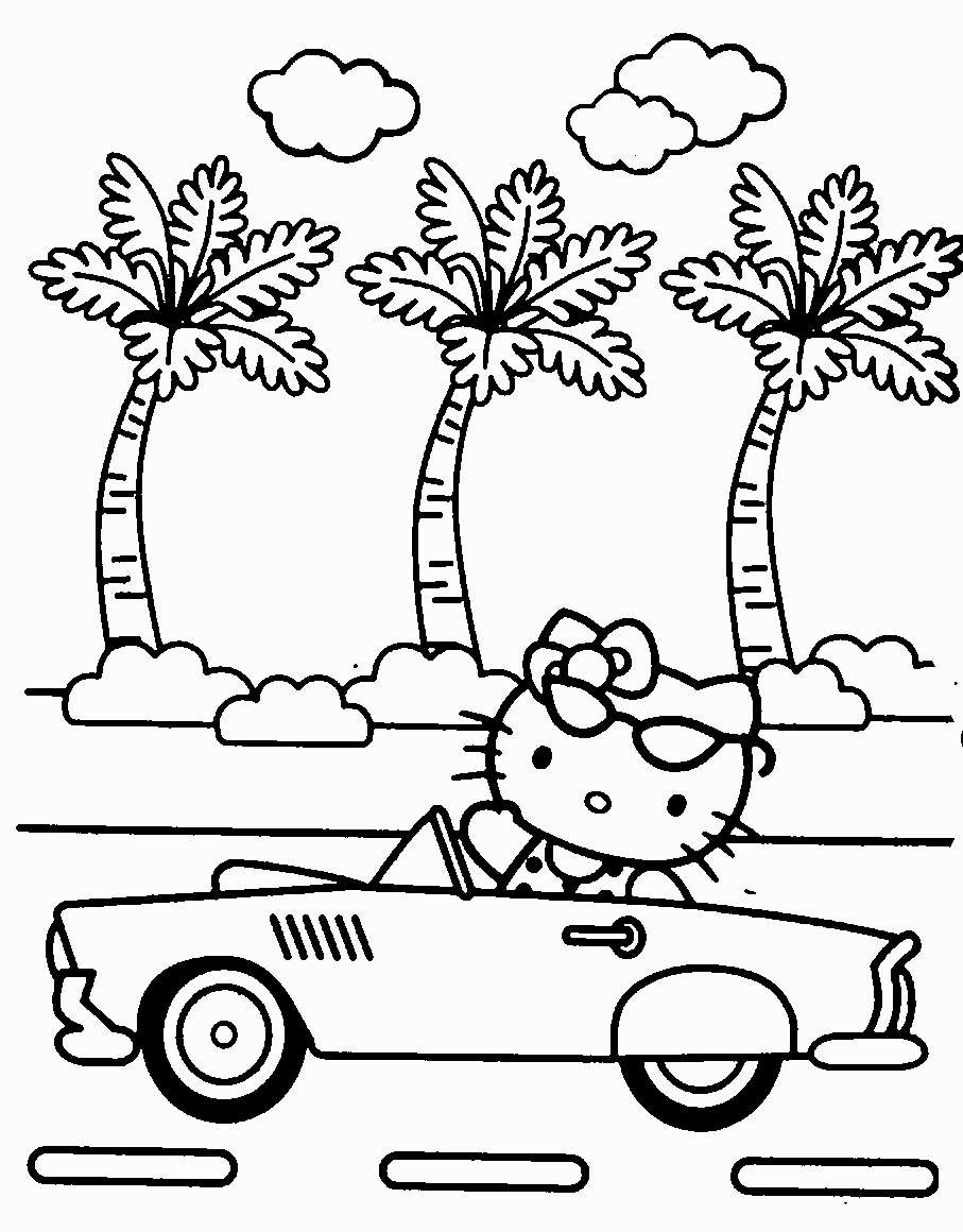 Coloring Pages Breathtaking Coloring Pages For Girls Hello Kitty Coloring Home