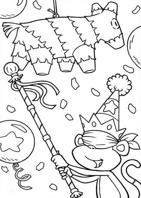 pi ata coloring pages - photo#13