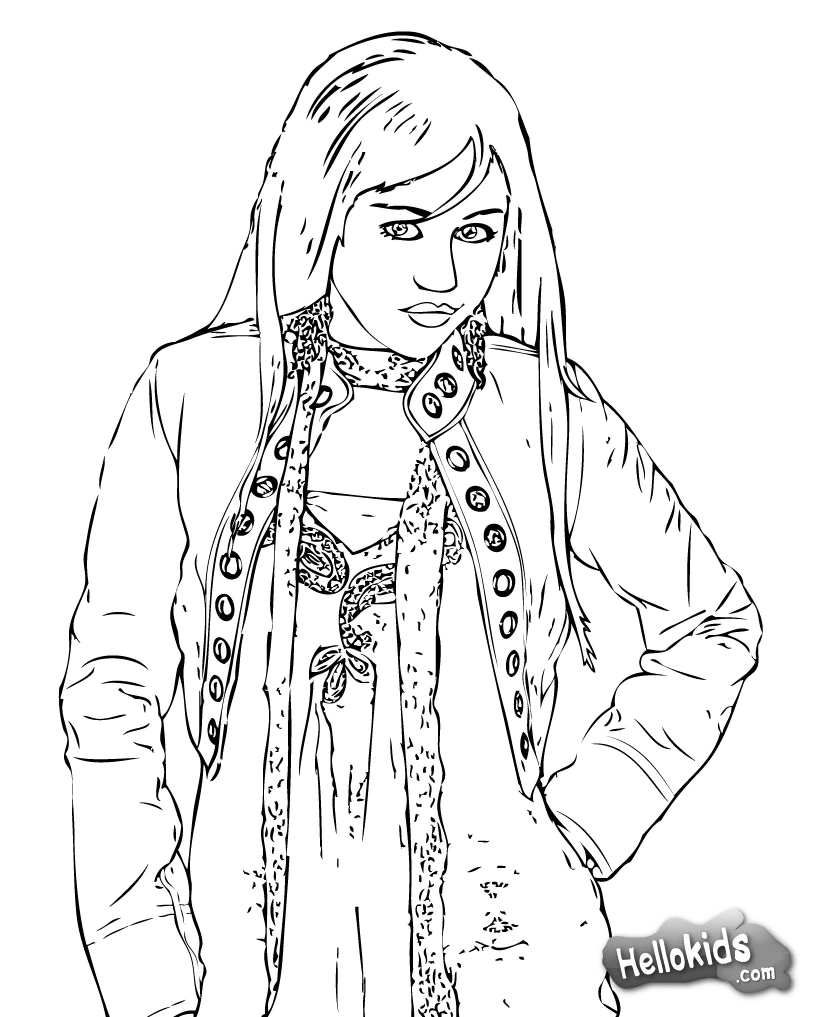 Uncategorized Zoey 101 Coloring Pages zoey 101 free coloring pages home online part 373