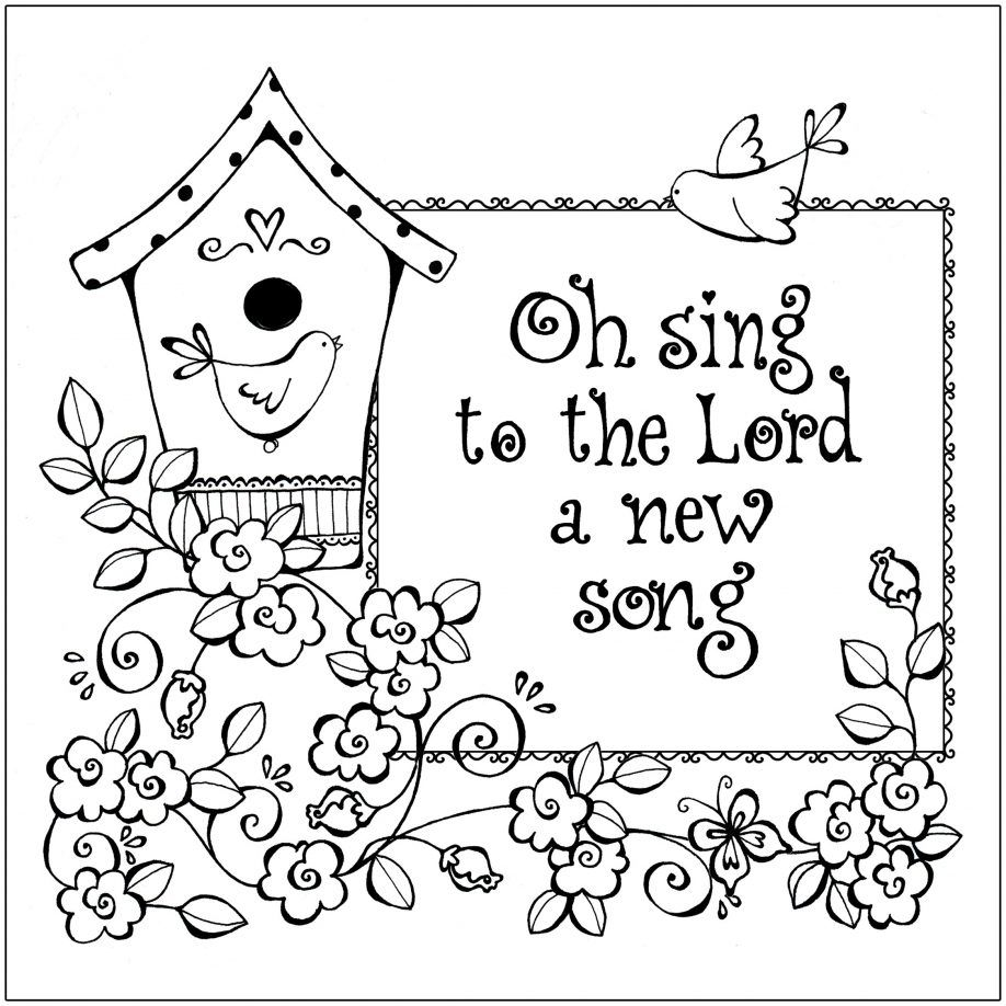 bible verse coloring pages coloring for kidscoloring for kids ...