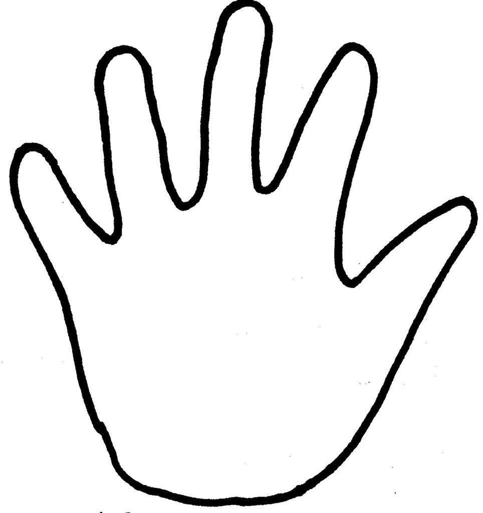 hand coloring pages