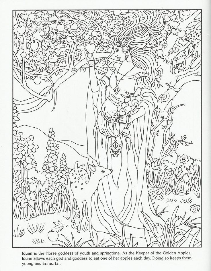 Viking Coloring Pages For Adults : Viking free coloring pages az