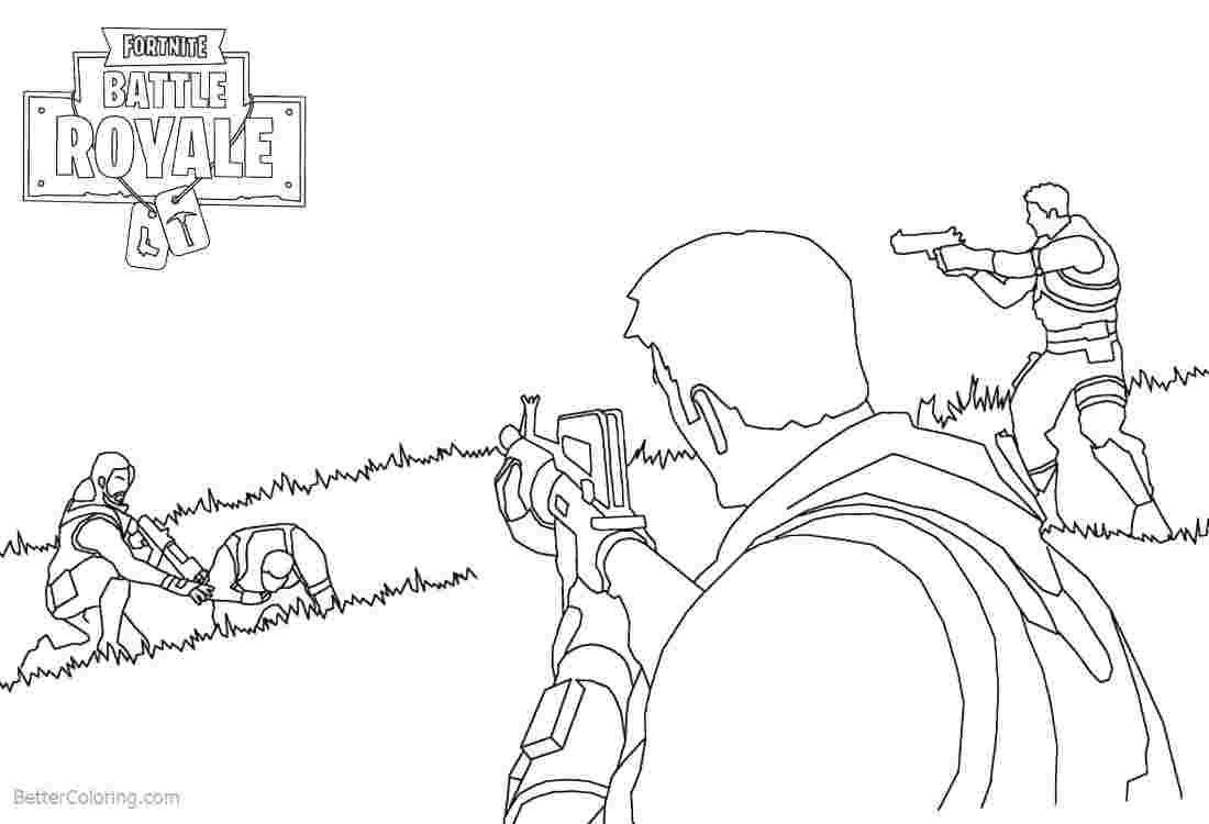 fortnite coloring pages print free fortnite coloring pages ...