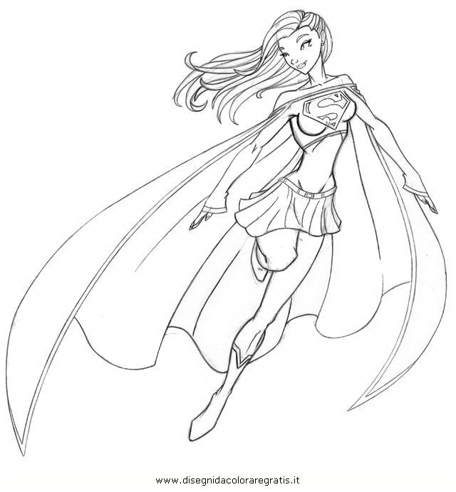 - Supergirl Coloring Pages Supergirl Coloring Page Supergirl - Coloring  Home