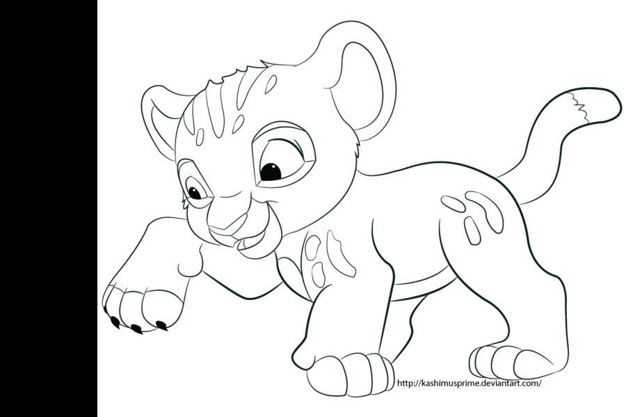Lion king coloring pages nala and simba az coloring home for Lion king kiara coloring pages