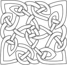 3d Geometric Design Coloring Pages