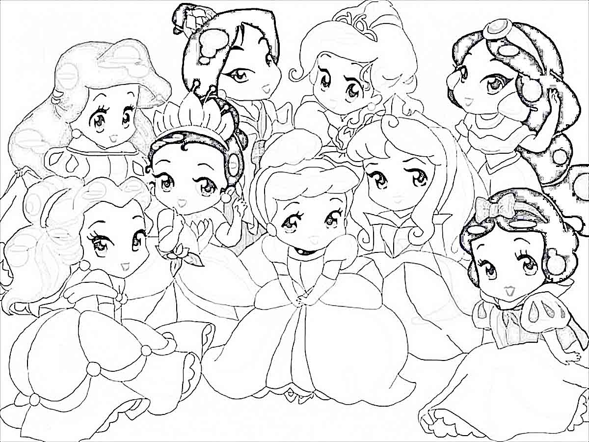 coloring pages : Disney Princess Printable Coloring Book Best Of ... | 900x1200