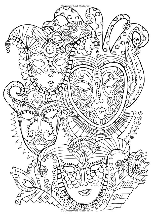 Printable Relaxation Colouring Pages : Relaxation Coloring Pages AZ Coloring Pages