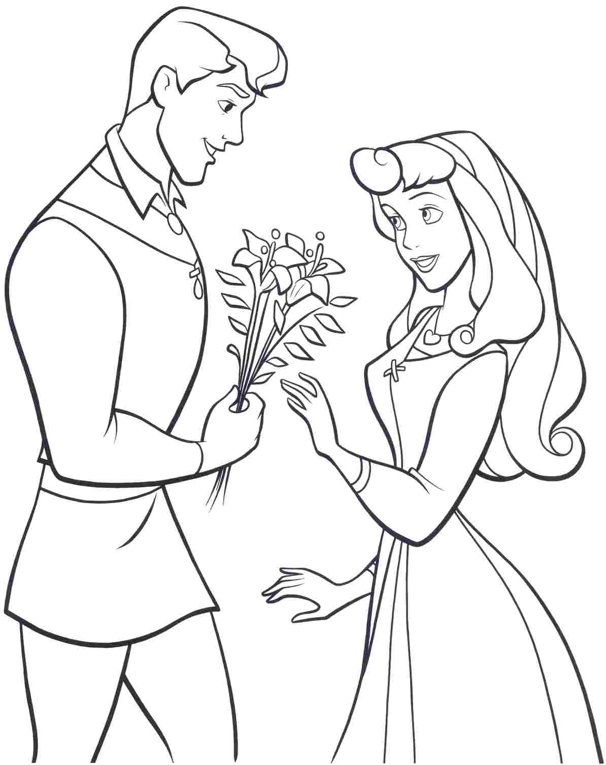 Aurora Coloring Pages Print Coloring Home