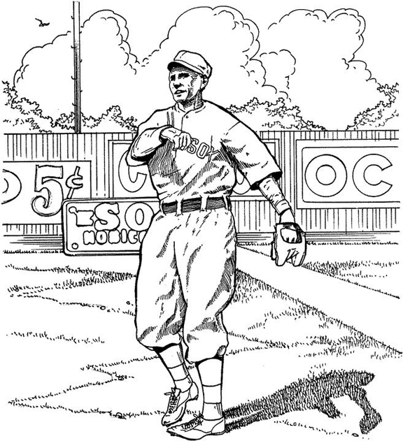 logo red sox coloring pages - photo#19