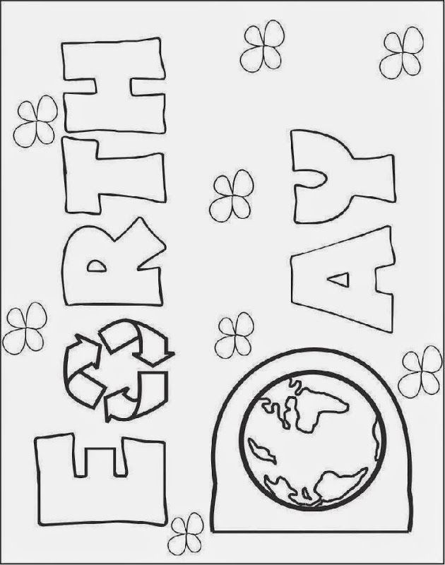 ecology coloring pages - photo#15