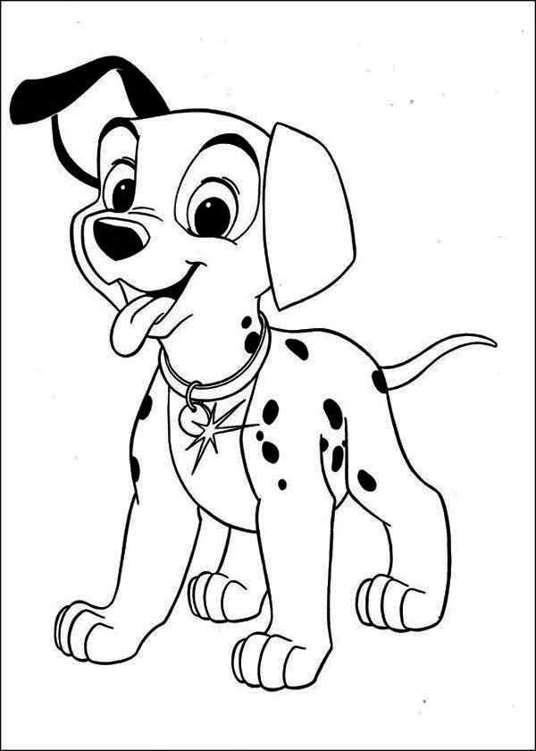 8 Pics of Printable Coloring Pages Dalmations Dogs - Dalmatian Dog ...
