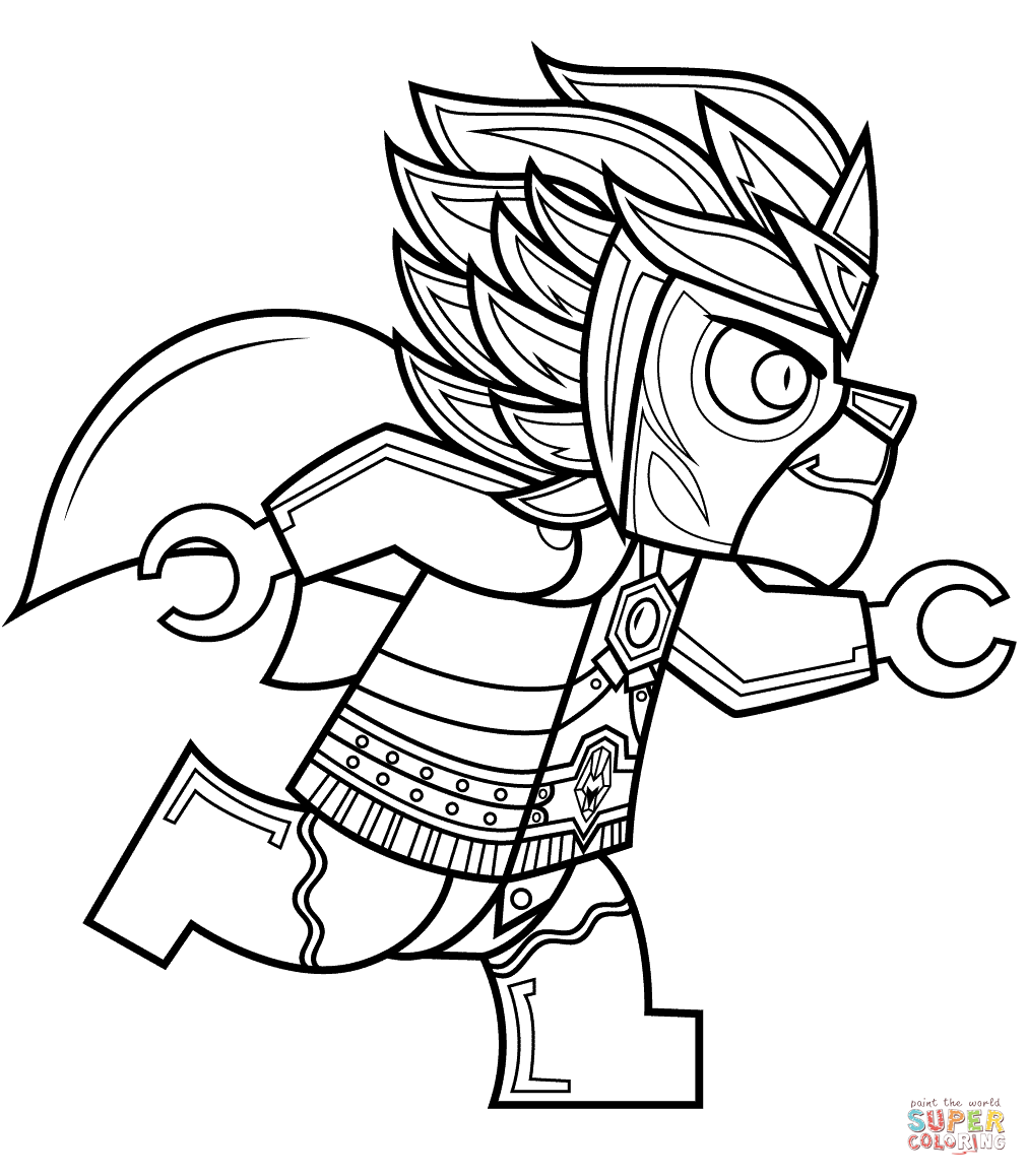 lego chima coloring pages laval - photo#11