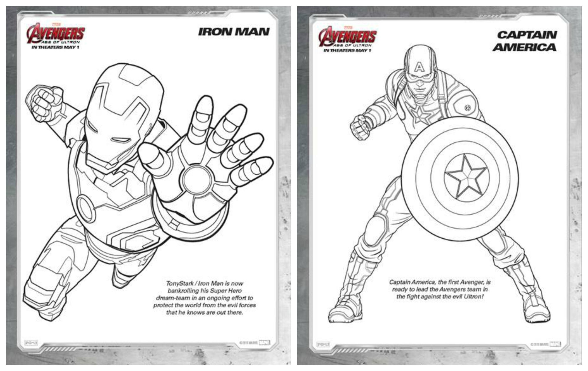 Lego Marvel Coloring Pages To Download And Print For Free: Ultron Coloring Pages
