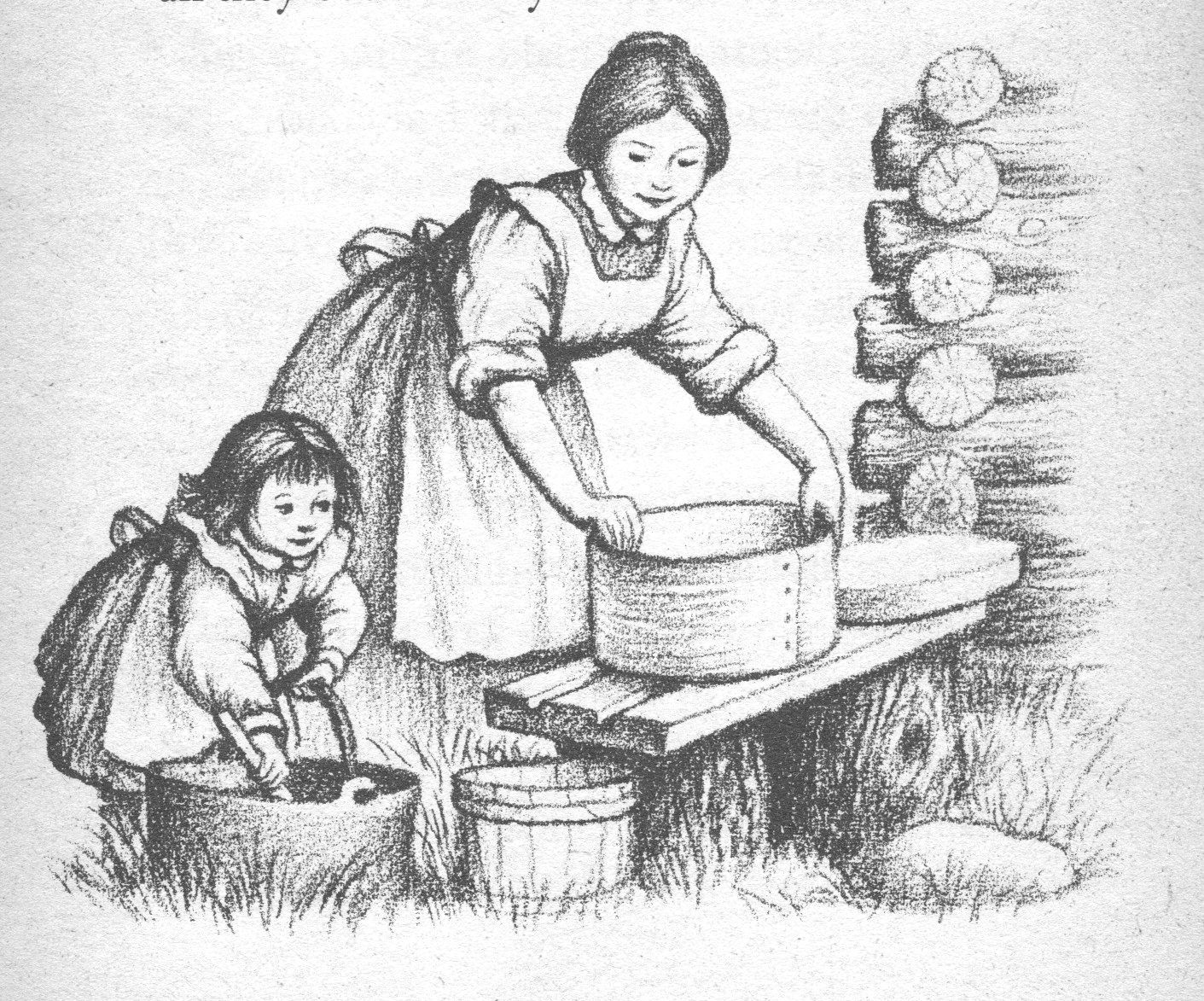 Pioneer Coloring Page - Coloring Home   1173x1411