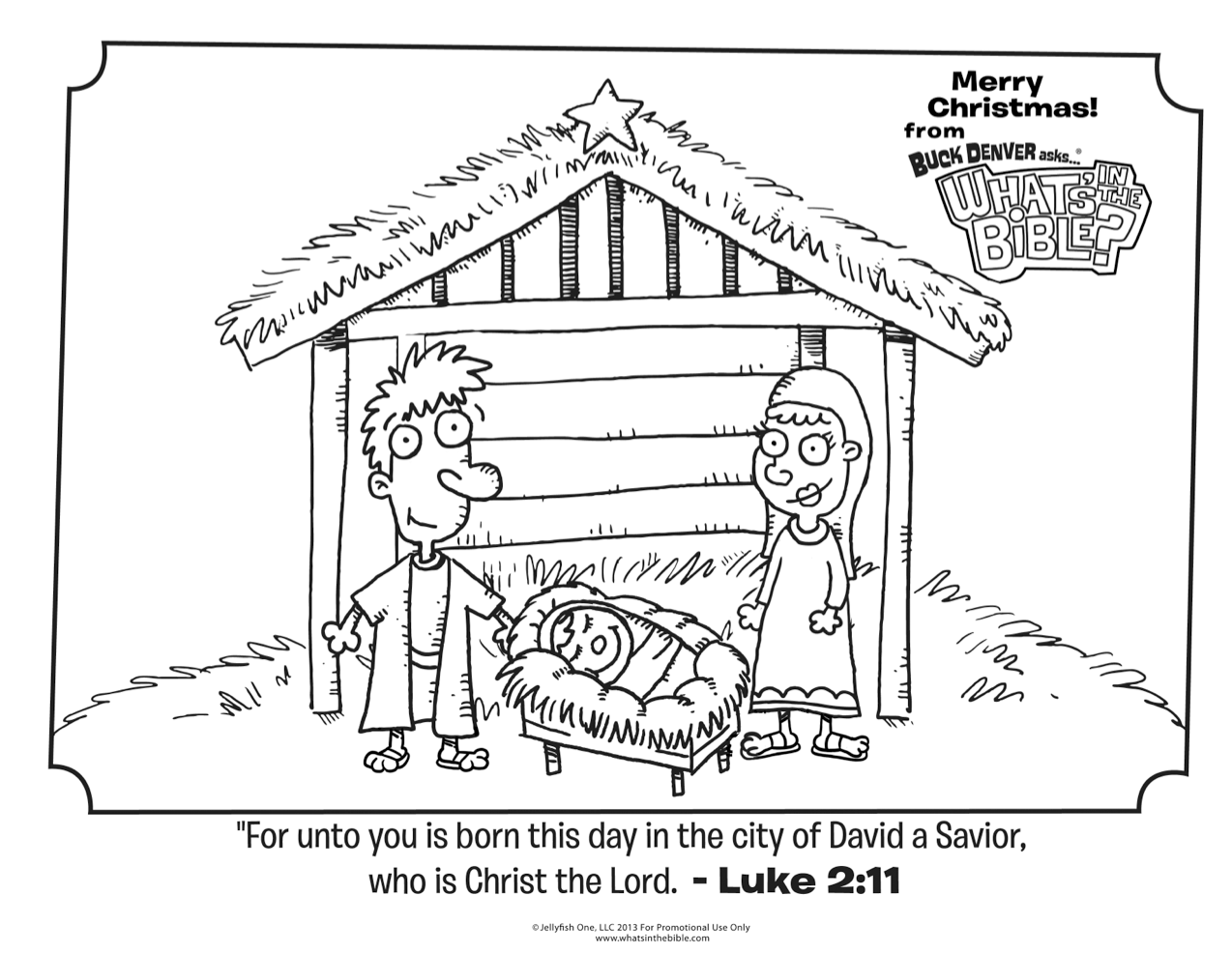 Bible christmas coloring pages coloring home for Nativity coloring pages with scripture