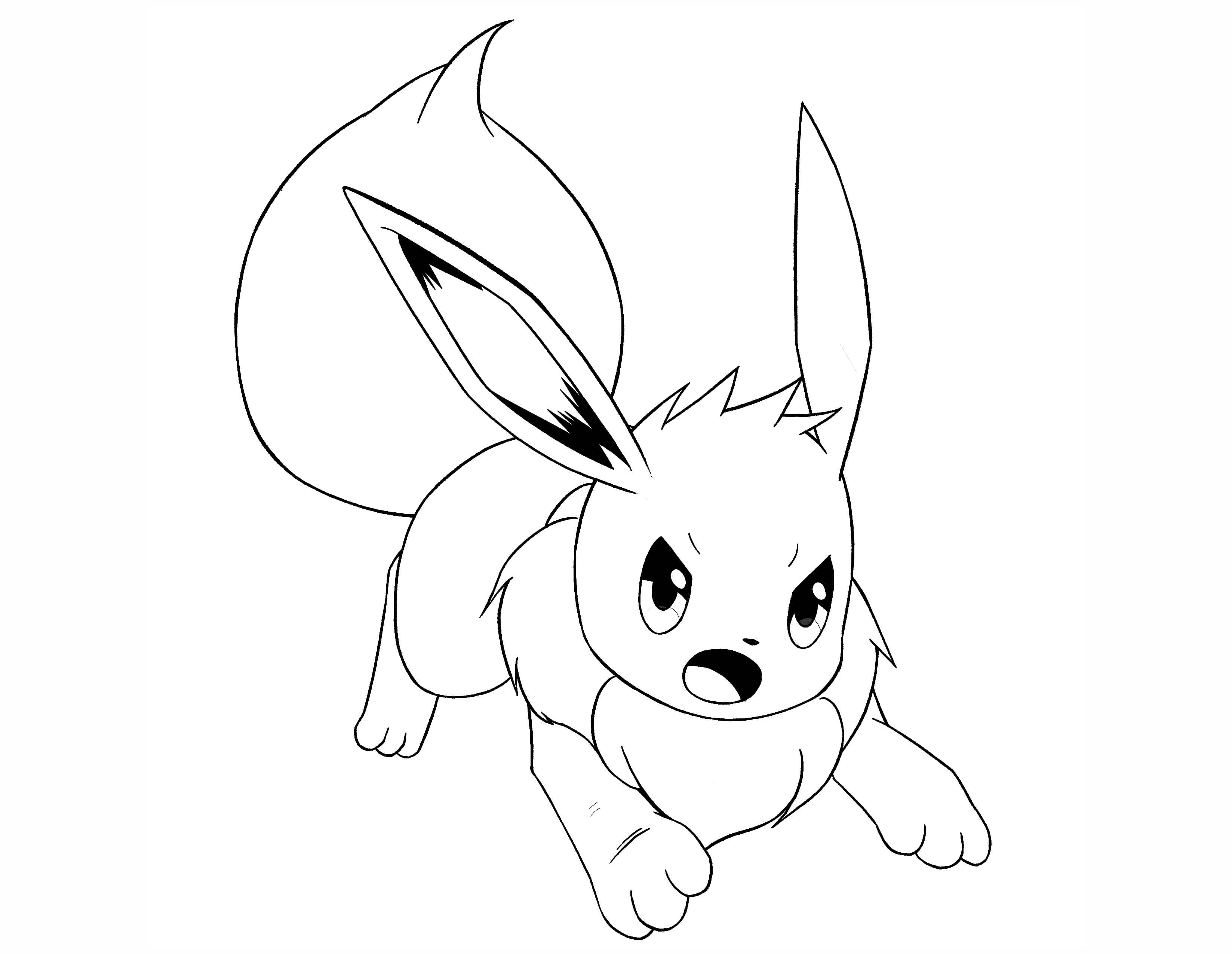 pokemon coloring pages2【letter size】free - coloring-pages