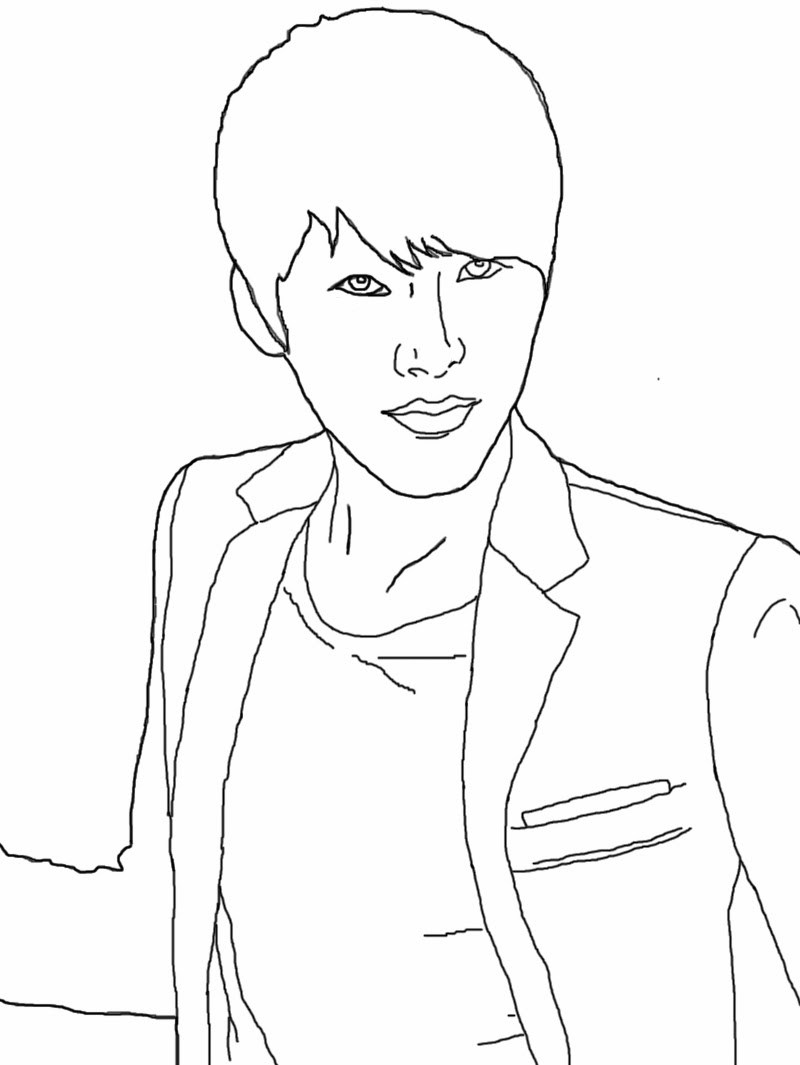 Coloring Pages Twice Kpop Coloring Pages Coloring Home