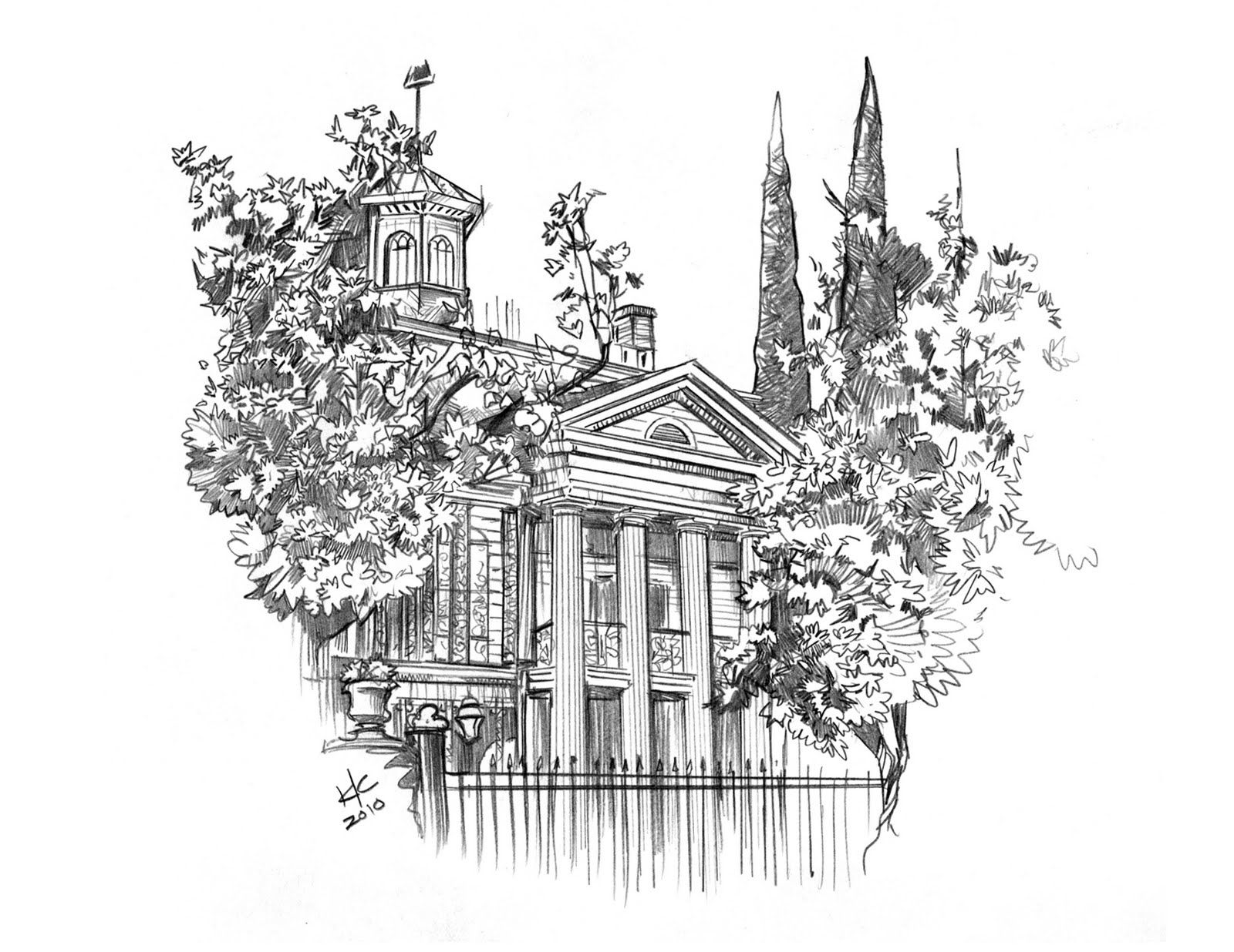 Disneyland Coloring Page High Quality Coloring Pages Coloring Home