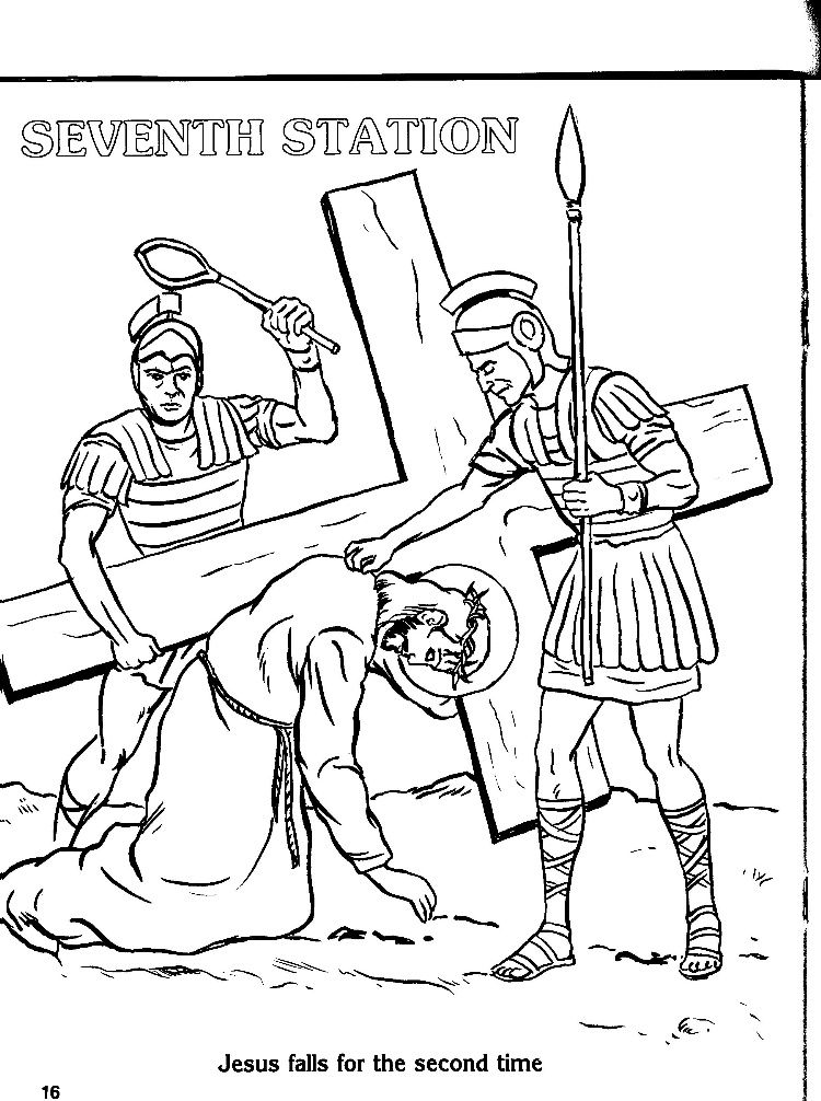 Coloring Pages Crosses Coloring Home