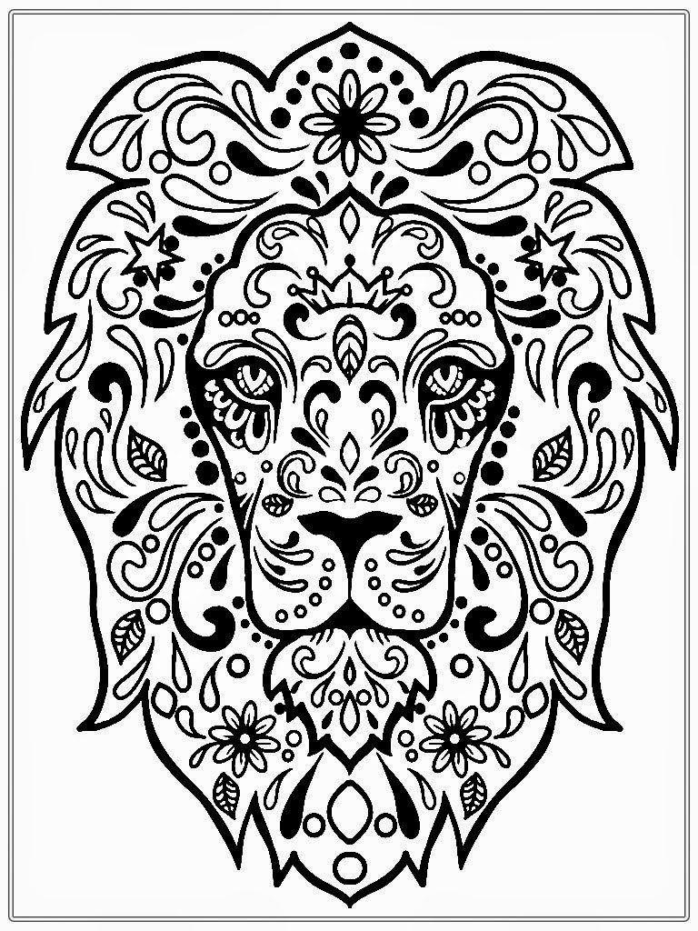 Adult Coloring Pages To Print - Coloring Home