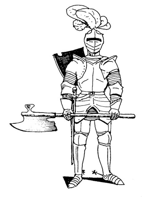 Lego Knights Coloring Pages Coloring Home