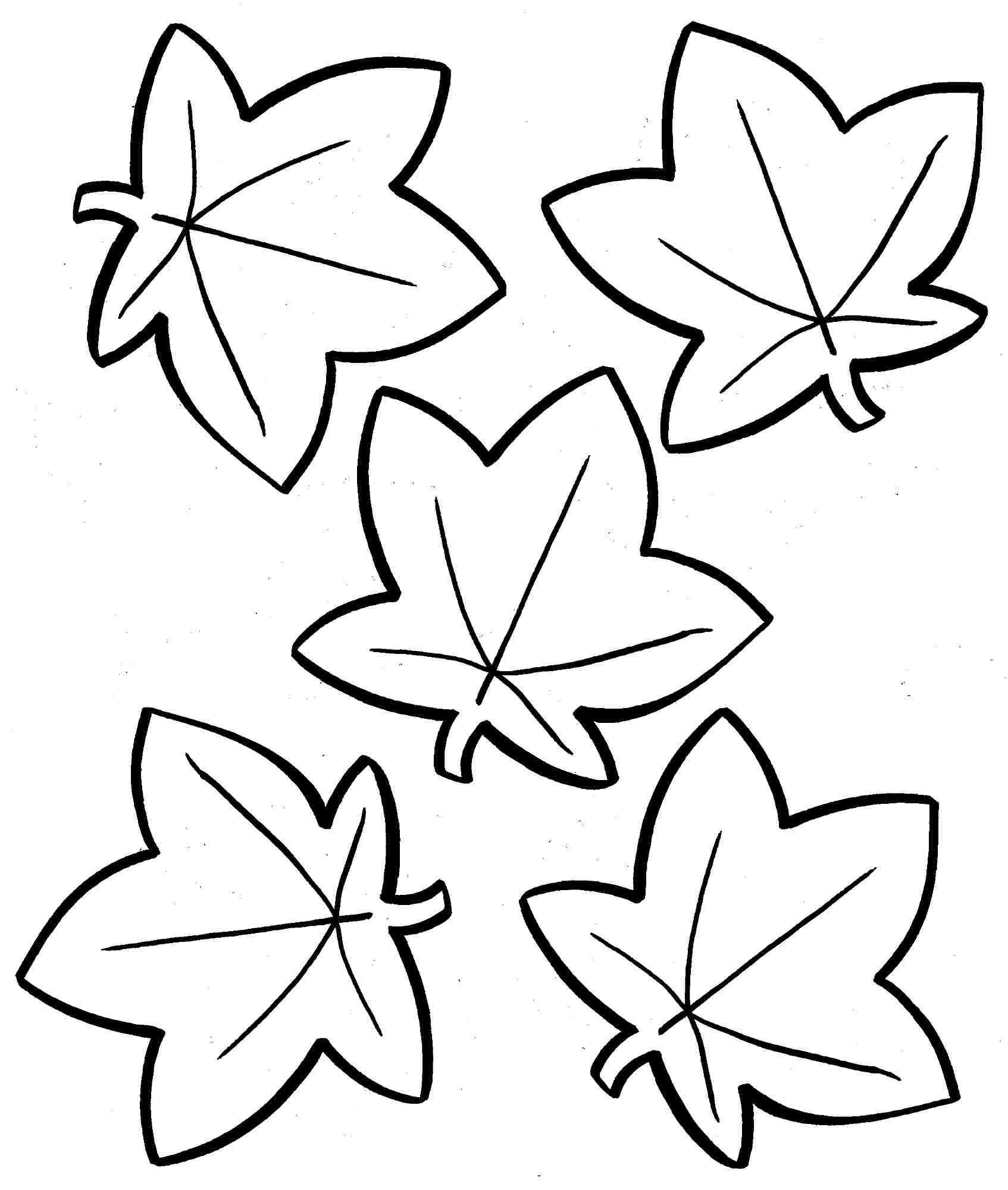 Coloring Pages Coloring Pages Fall Printable fall coloring pages free printable az leaves pages