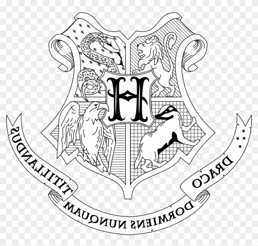 Slytherin Coloring Pages - Coloring Home