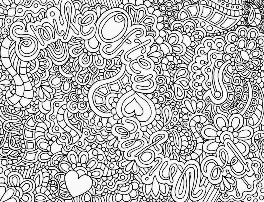 Extremely Hard Coloring Pages - Coloring Home
