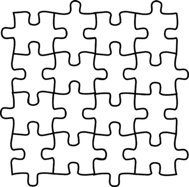puzzles and coloring pages printable - photo#12