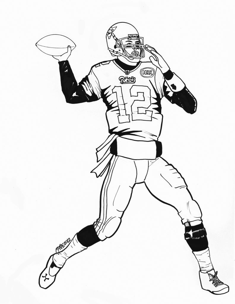 eli manning coloring pages coloring home