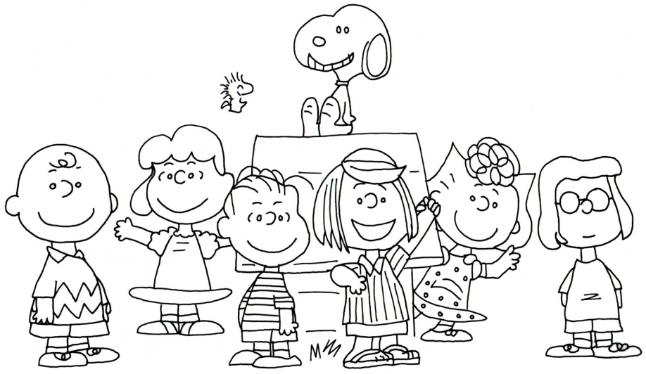 halloween charlie brown coloring pages az coloring pages