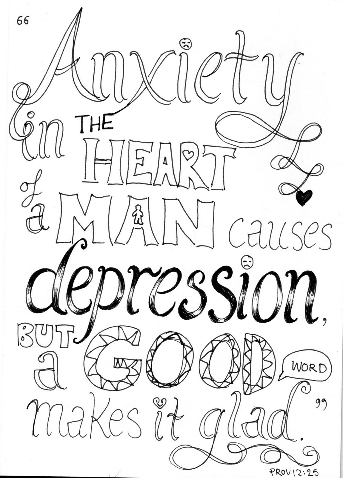Doodle Art Alley All Quotes Coloring