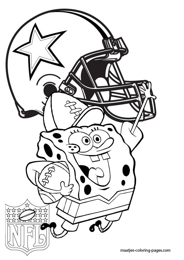Dallas cowboys football printables coloring pages for Dallas cowboys logo coloring page