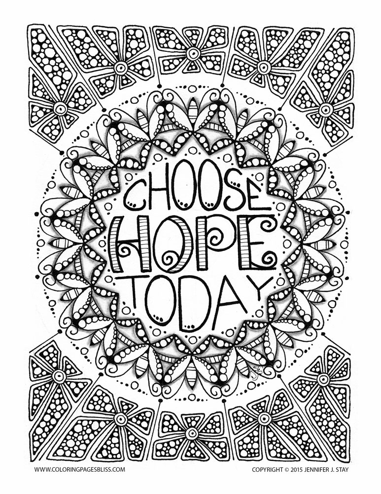 Stress Coloring Pages Www.robertdee.org
