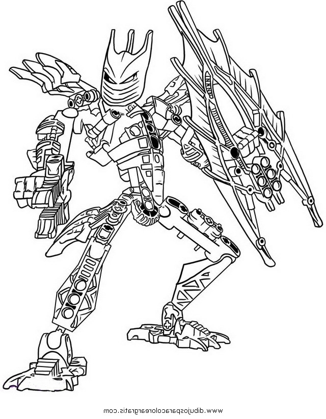 Hero Factory Coloring Pages - Coloring Home
