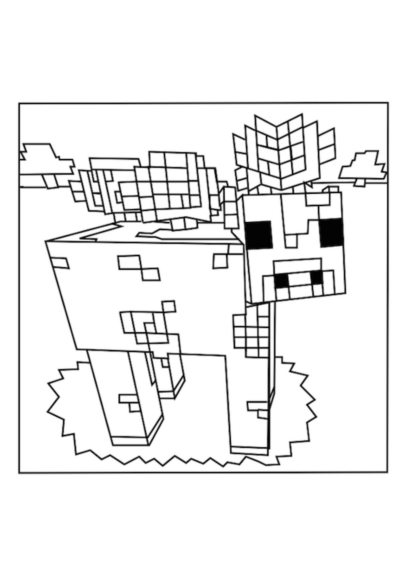 Minecraft Story Mode Coloring Pages Coloring Home