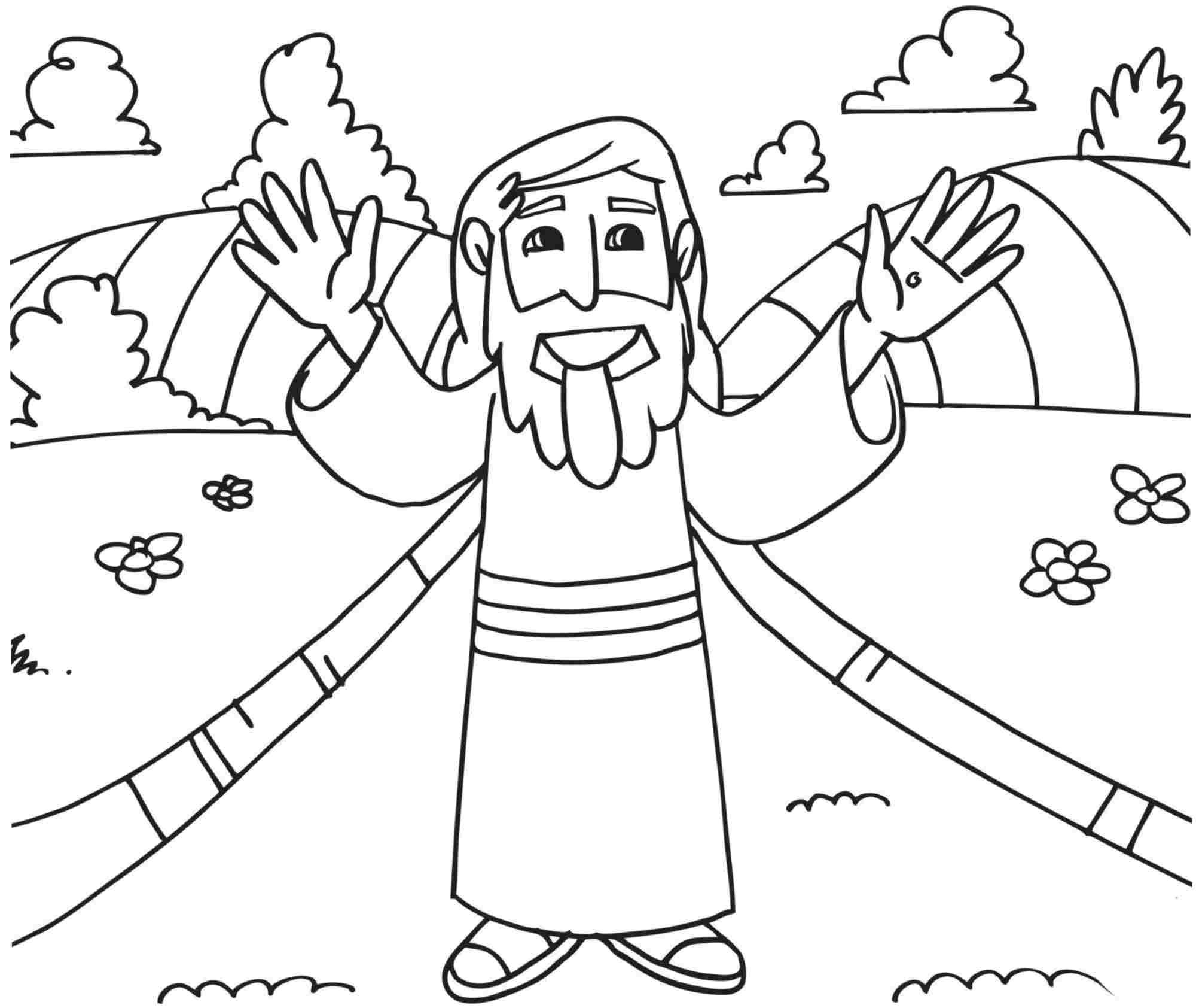 Free easter coloring pages for toddlers - Christian Easter Colouring Pages Free Printable For Little Kids
