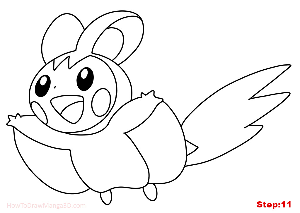 pictures how to draw pokemon