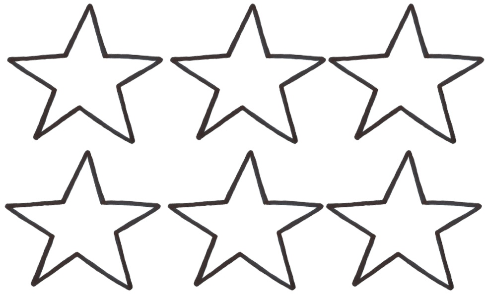 Star Template Large Free Download Clip Art Free Clip Art On