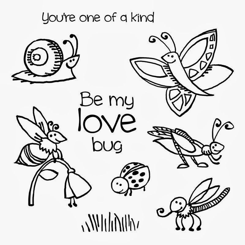 Cute Bug Pictures  Coloring Home