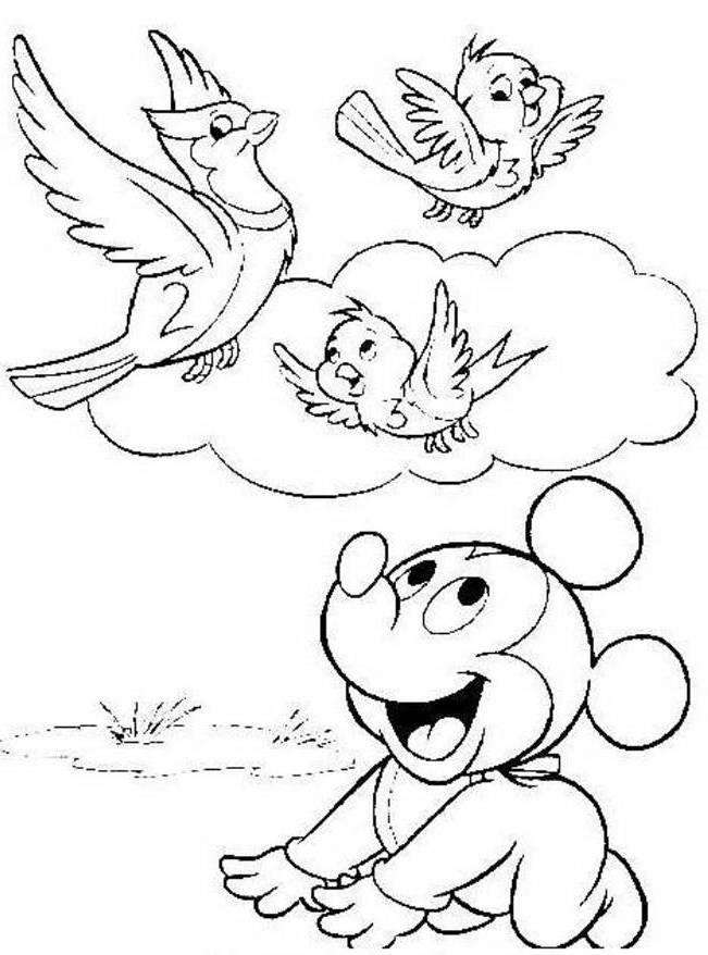 Disney Spring Coloring Pages Coloring Home And The Tr Coloring Pages