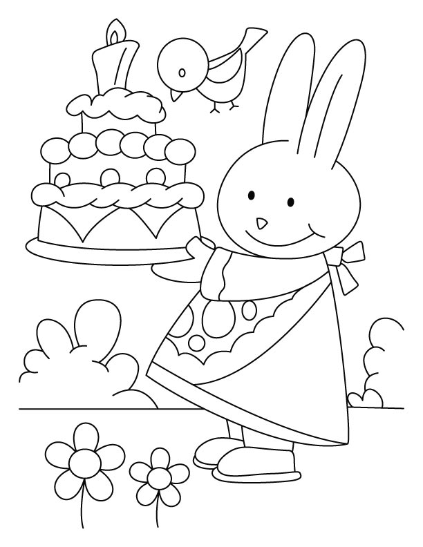 Happy birthday papa coloring pages