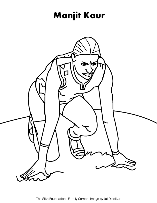 Track And Field Coloring Pages Coloring Home Track And Field Coloring Pages