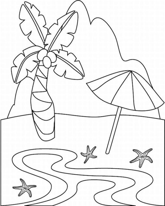 hawaiian coloring pages for children - photo#25