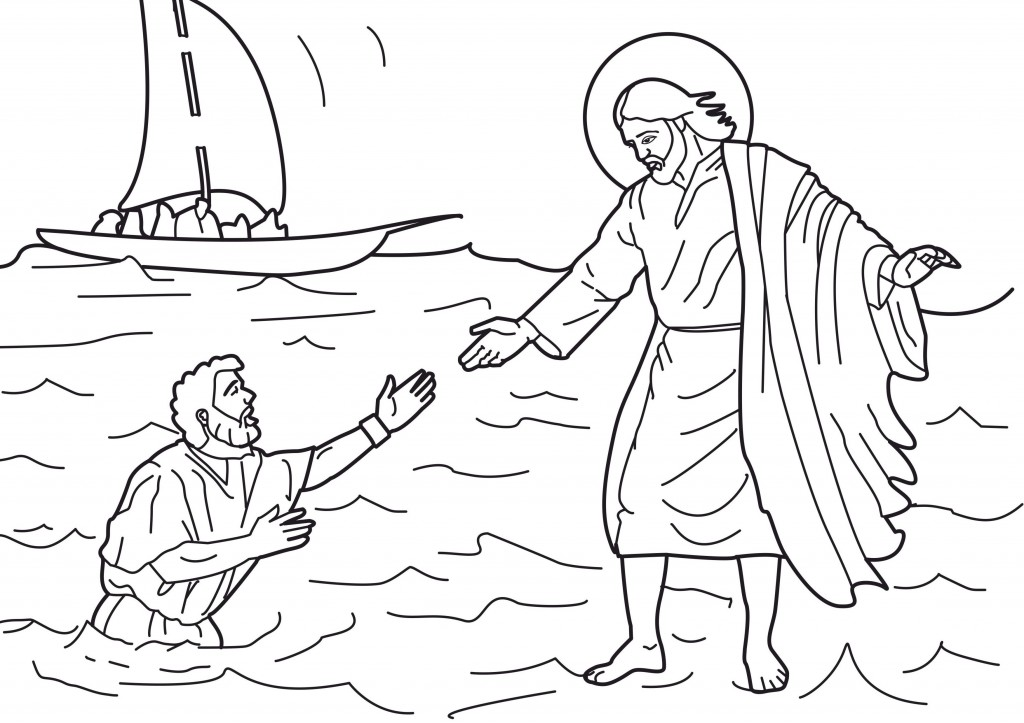 Jesus is tempted coloring page az coloring pages for Jesus is tempted coloring page